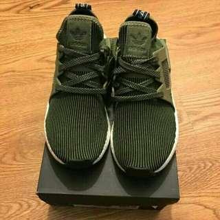 Adidas NMD - Olive Green