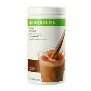 Herbalife Coklat