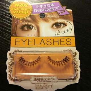 Daiso W202 Eyelashes