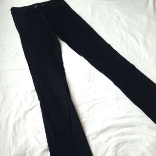 Corporate Black Pants Size 6
