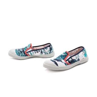 Bensimon 彩色懶人鞋