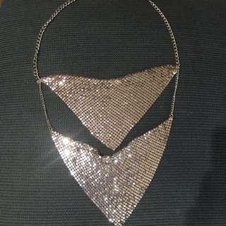 Kookai Glomesh Necklace