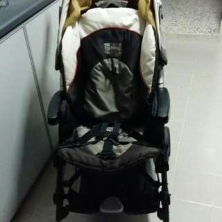 Preloved Peg Prego Stroller