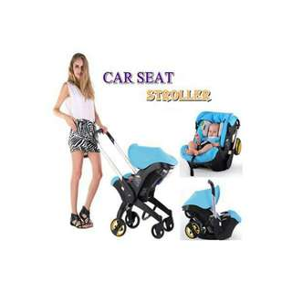 3 IN 1 STROLLER CARSEAT