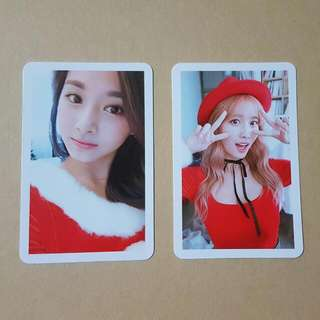 [INSTOCK] TWICE CHRISTMAS TT PC
