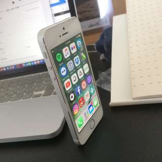 iPhone 5s - 16GB Silver - Used