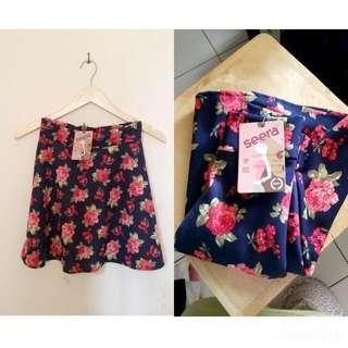 Best Seller Floral Skirt