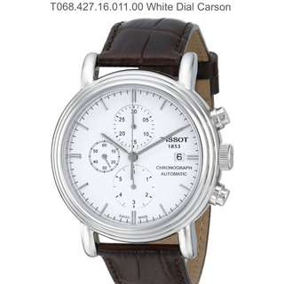 Tissot Carson T068.427 Men's Watch