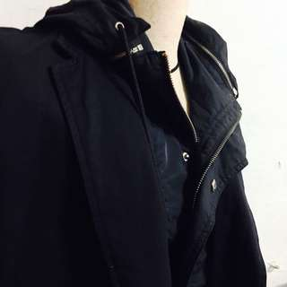 Zara Men Jacket (Black Tag) ⬛️▪️◾️▪️⬛️