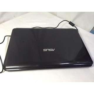 ASUS華碩 K50I 15.6吋大螢幕 GT320獨顯 4G記憶體 全新電磁經典黑 筆記型電腦