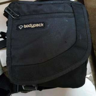 Bodypack Tas Camera