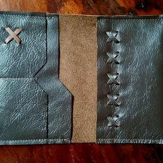 Passport Holder_Coffee Brown