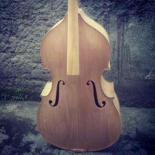 Guitar, Ukulele, Dbass, Cello