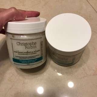 Christophe Robin 海鹽深層淨髮膜 250ml