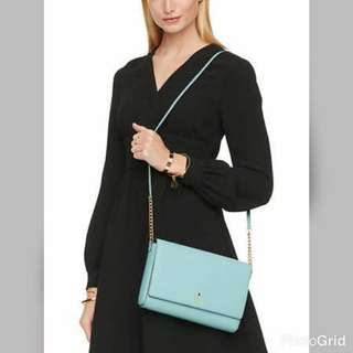 Kate Spade Charlotte Street Alek Crossbody Bag