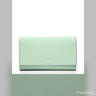 Kate Spade Mikas Pond Tri-fold Wallet