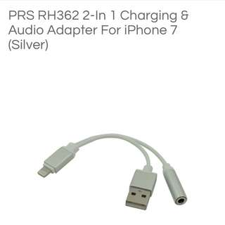 PRS 2in1 Charger For Ip7