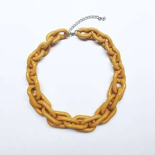 TOPSHOP Chain Necklace