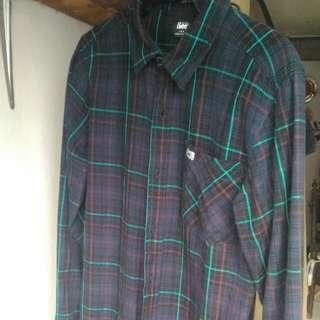 Lee Flannel Shirt
