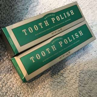 Melaleuca Tooth Polish (whitening)