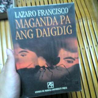 Maganda Pa Ang Daigdig ni Lazaro Francisco
