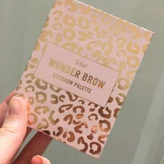 Sports girl Wonder Brow Eyebrow Palette