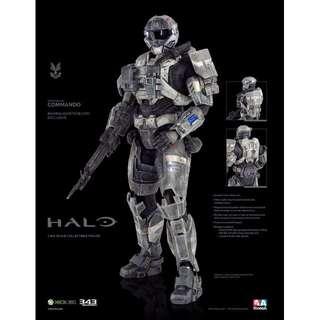 HALO - Spartan MKV Commando (Bambaland Exclusive Version) ThreeA 1/6