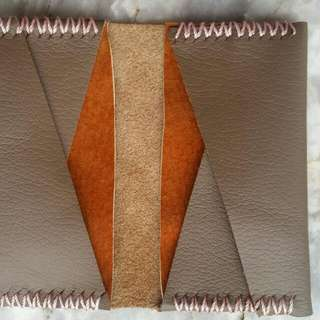 Card Holder_Coffee Brown
