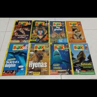 Discovery Box Magazines