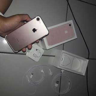 IPHONE 7 32GB BNIB GARANSI INTER MURAH ALL WARNA