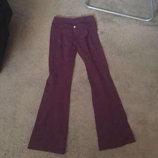 Size 2 Lululemon Pants
