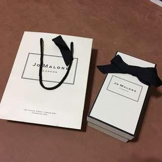 Jo Malone紙盒紙袋