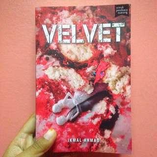 Buku Fixi : Velvet