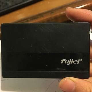 Fujiei Nk0108 多功能讀卡機 Sim/Ms Ms pro/SDXC MMC RS MMC/M2 MicroSD /Smart Card