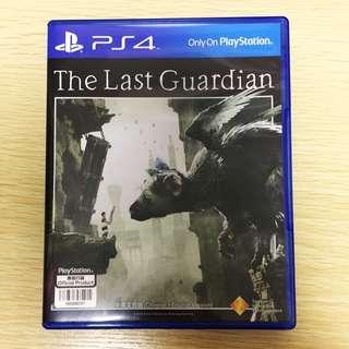 The Last Guardian  中英文合版