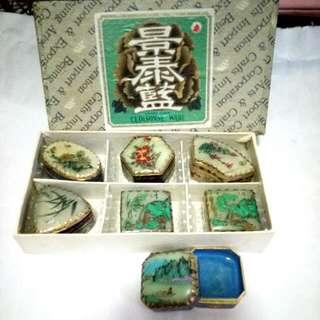 景泰藍飾品盒(限量)