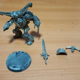 (Reserved)Warhammer 40k Metal Daemon Prince (Chaos Space Marines)