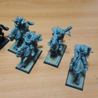 (Reserved) Empire / Freeguild Outriders Warhammer Fantasy / Sigmae