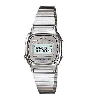 Casio Watch LA670WA-7DF