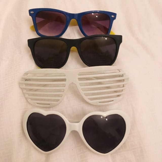 Any Pair Of Sunglasses $5 Or 3 For $12