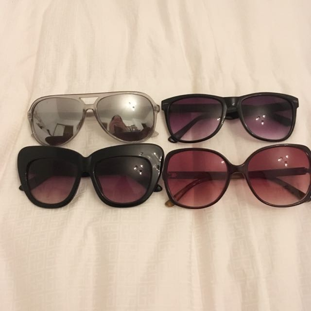 Any Pair Sunglasses For $5 Or 3 For $12
