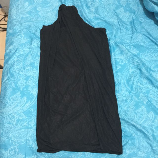ARITHALIA Black Dress