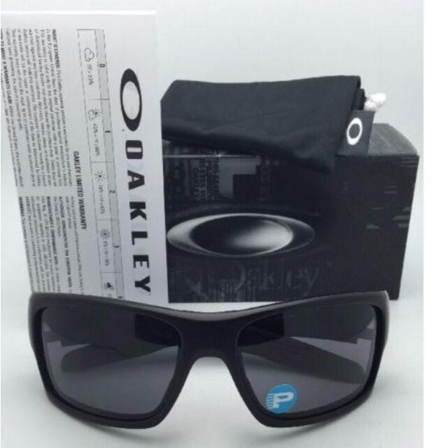9687b3333c1 Sold - It..) Authentic Brand NEW in Box Oakley Turbine 9263-07 Matte ...