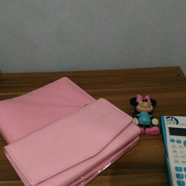 BINDER 20 RING (FREE DOMPET WARNA SENADA)