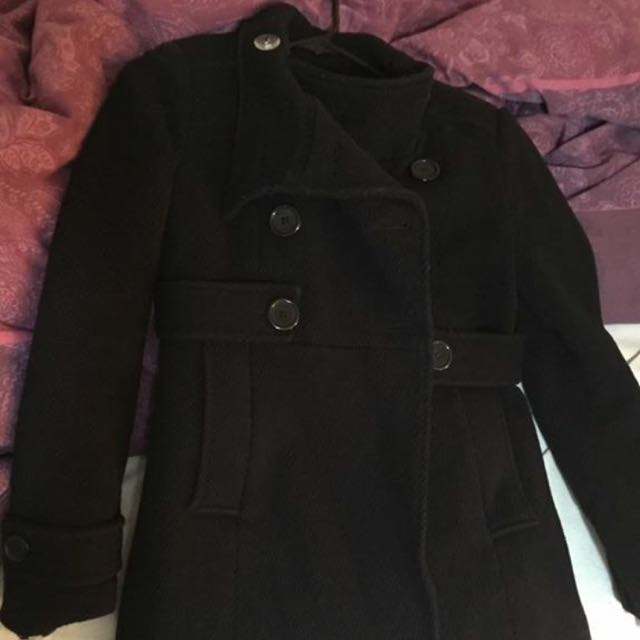 Black Coat Small Size