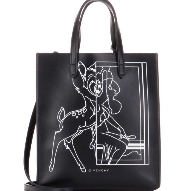 fc496d598c Preloved Givenchy Stargate Bambi Small Tote