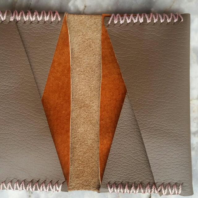 Card Holder_Coffee Brown