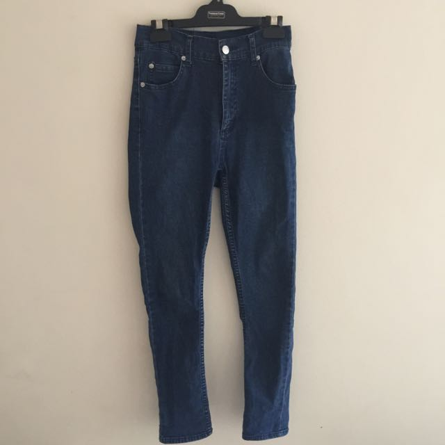 Cheap Monday Size 26 High Waisted denim Jeans