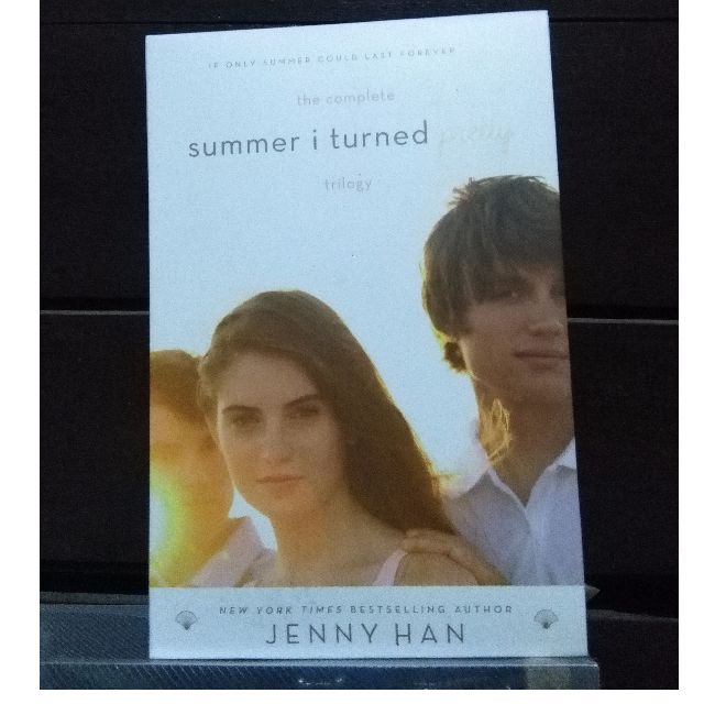 """Complete Trilogy of """"Summer I Turned Pretty"""" by Jenny Han"""