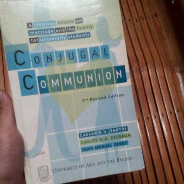 Conjugal Communion